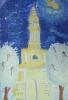 Колокольня Спасо-Преображенского монастыря