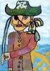 Пират гроза морей